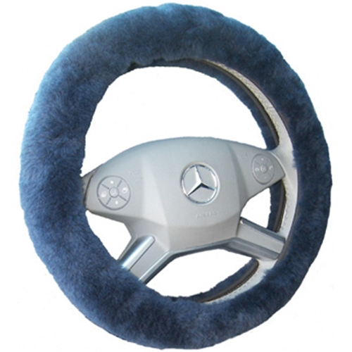 Superlamb Sheepskin Steering Wheel Covers