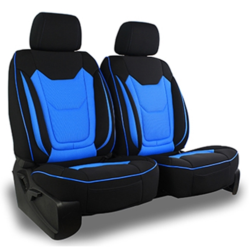 Air Mesh Seat Covers (Pair, Includes Headrest Covers)