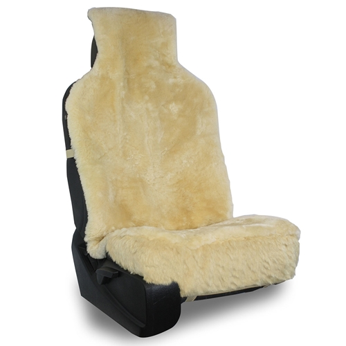 Universal Wrap Sheepskin Seat Covers