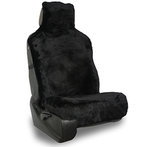 Superlamb Universal Wrap Luxury Fleece Seat Covers