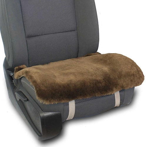 Superlamb Sheepskin Car Seat Pad