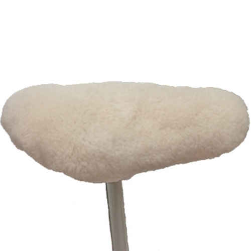 Sheepskin Bicycle Seat Covers