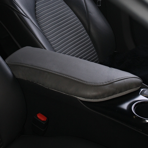 Custom Leatherette Console Lid Covers