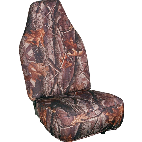 Deluxe Camo Custom Seat Covers