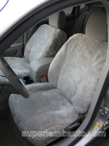 Buick Lacrosse Sheepskin Seat Covers