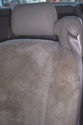Cadillac STS Sheepskin Seat Covers