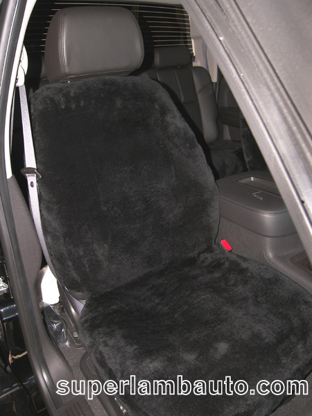 Chevrolet Silverado Sheepskin Seat Covers