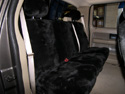 Ford F-150 Sheepskin Seat Covers
