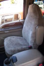 Ford F-250 Sheepskin Seat Covers
