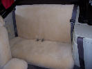 Ford Mustang Sheepskin Seat Covers