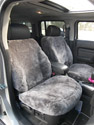 Hummer H3 Sheepskin Seat Covers