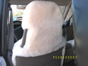 Discovery Sheepskin Seat Covers