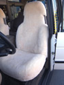 Land Rover Discovery Sheepskin Seat Covers