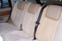 Land Rover Range Rover Sheepskin Seat Covers