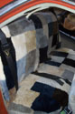 Mercedes 300D Sheepskin Seat Covers